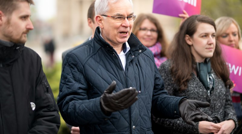 waldemar witkowski fot. razem 800x445 - Poznań: Waldemar Witkowski nie wystartuje w wyborach na prezydenta RP