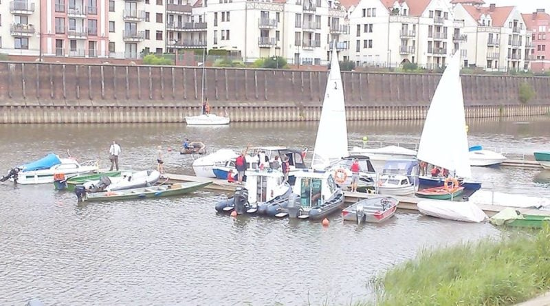 Warta Stary Port
