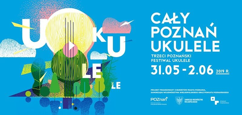 cały Poznań ukulele