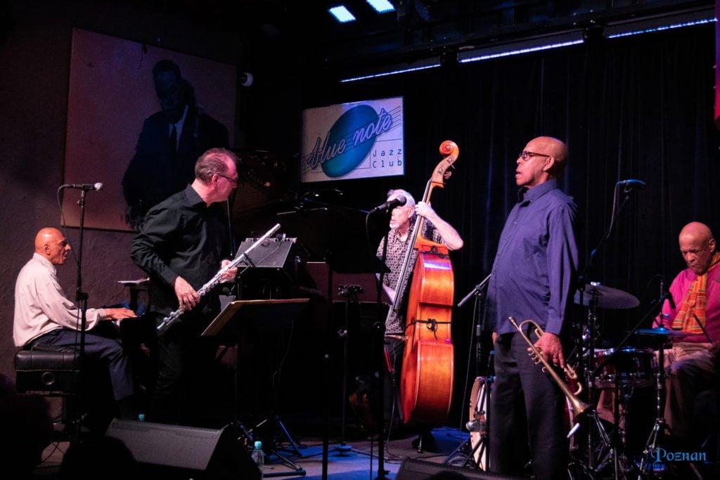 all jazz legends slawek wachala 57 1024x683 - ALL STARS JAZZ LEGENDS: Eddie Henderson, Kirk Lightsey, Krzysztof Popek, Cameron Brown, John Betsch