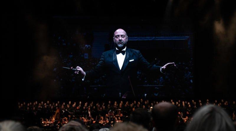 """andrea bocelli slawek wachala 2 800x445 - Andrea Bocelli wystąpił na stadionie. """"Myślę, że Poznań na długo zapamięta ten koncert"""""""