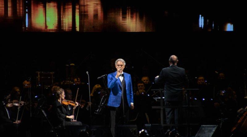 """andrea bocelli slawek wachala 22 800x445 - Andrea Bocelli wystąpił na stadionie. """"Myślę, że Poznań na długo zapamięta ten koncert"""""""