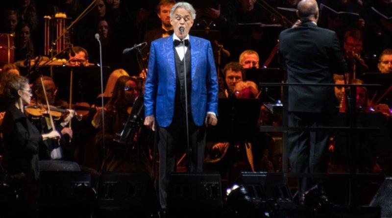 """andrea bocelli slawek wachala 34 800x445 - Andrea Bocelli wystąpił na stadionie. """"Myślę, że Poznań na długo zapamięta ten koncert"""""""