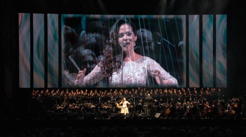 """andrea bocelli slawek wachala 40 800x445 - Andrea Bocelli wystąpił na stadionie. """"Myślę, że Poznań na długo zapamięta ten koncert"""""""