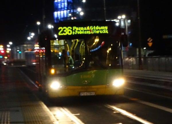 autobus nocny