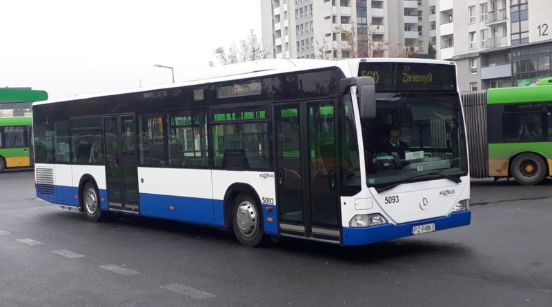 autobus ZTM Kórnik