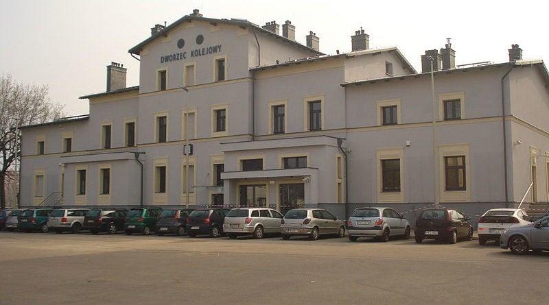 Dworzec kolejowy PKP Kościan
