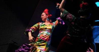flamenco slawek wachala 101 390x205 - Entre Flamencos – Koncert muzyki i tańca Flamenco