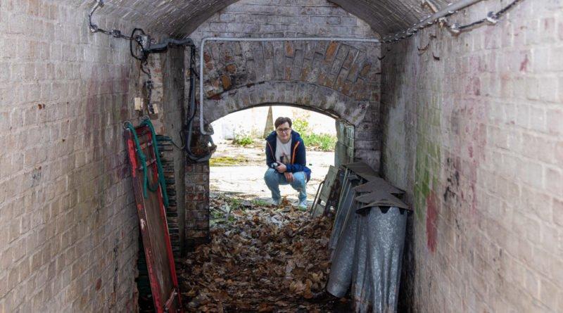 fort vii niedostepne miejsca slawek wachala 13 800x445 - Poznań: VI Noc Fortyfikacji