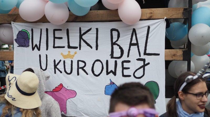 juwenalia 2019 poznan pochod fot. wojtek lesiewicz 14 800x445 - Juwenalia Poznań 2019. Barwny pochód przeszedł ulicami miasta!