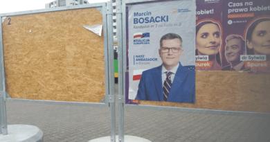 Marcin Bosacki Wiosna