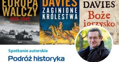 Norman Davies w Poznaniu