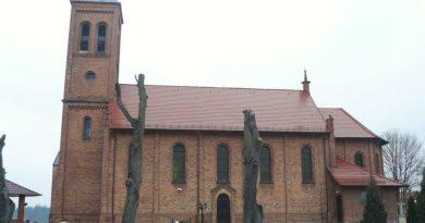 Piłka - rzymskokatolicki kościół filialny pw. Najświętszej Maryi Panny Wniebowziętej