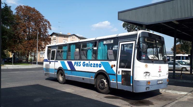 PKS Gniezno fot. Raf24~commonswiki