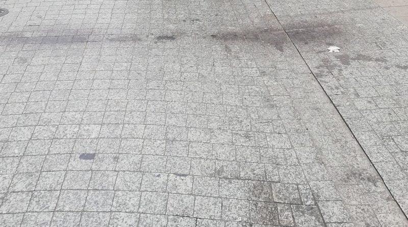 Półwiejska chodnik fot. ROSM