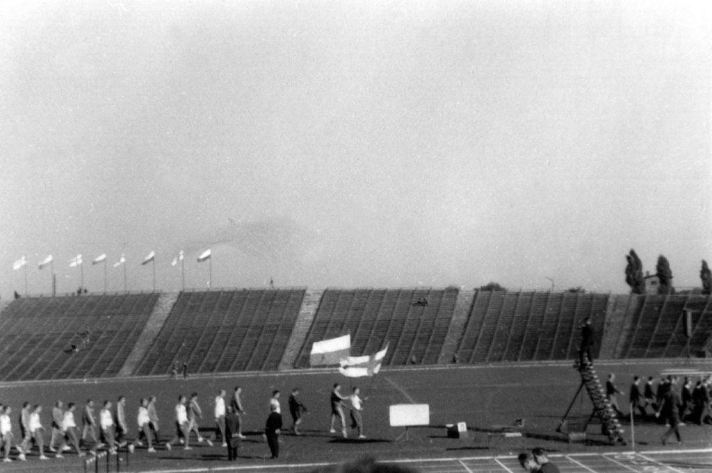 stadion szyca 2 fot. piotr napierala 1024x681 - Stadion im. Edmunda Szyca - zobacz jak wygląda dzisiaj kultowy obiekt