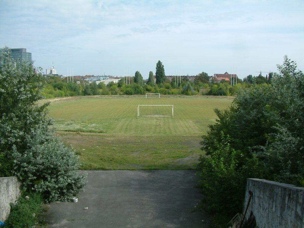 stadion szyca 2007 rok fot. radomil 1024x768 - Stadion im. Edmunda Szyca - zobacz jak wygląda dzisiaj kultowy obiekt