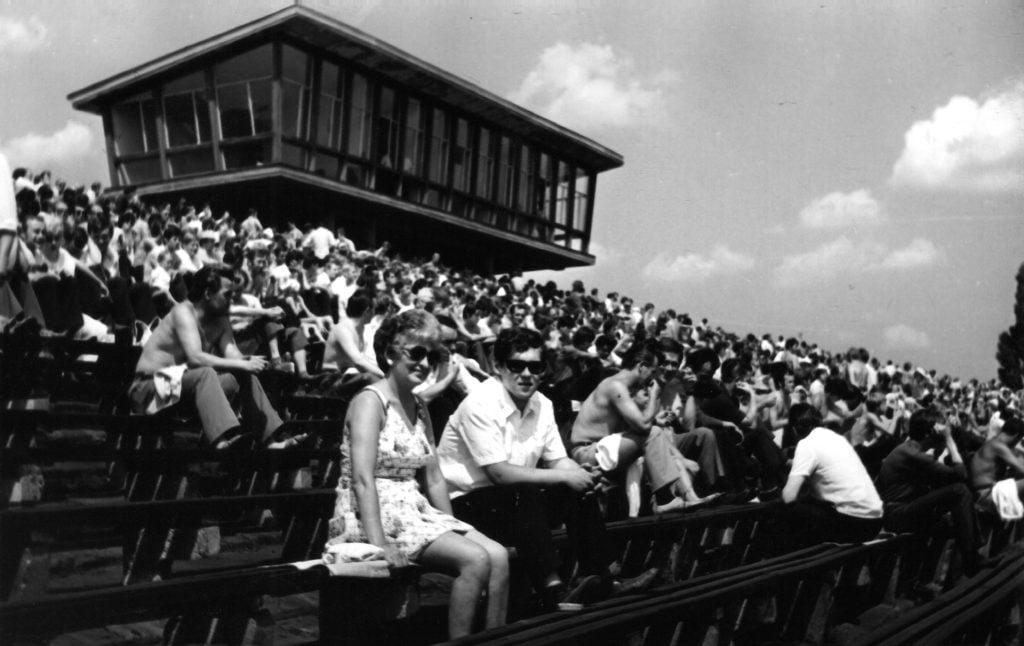 stadion szyca 3 fot. piotr napierala 1024x646 - Stadion im. Edmunda Szyca - zobacz jak wygląda dzisiaj kultowy obiekt