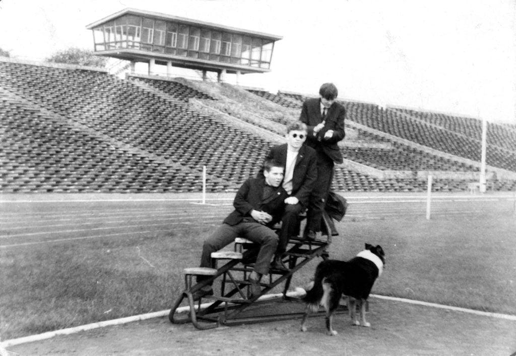 stadion szyca 5 fot. piotr napierala 1024x708 - Stadion im. Edmunda Szyca - zobacz jak wygląda dzisiaj kultowy obiekt