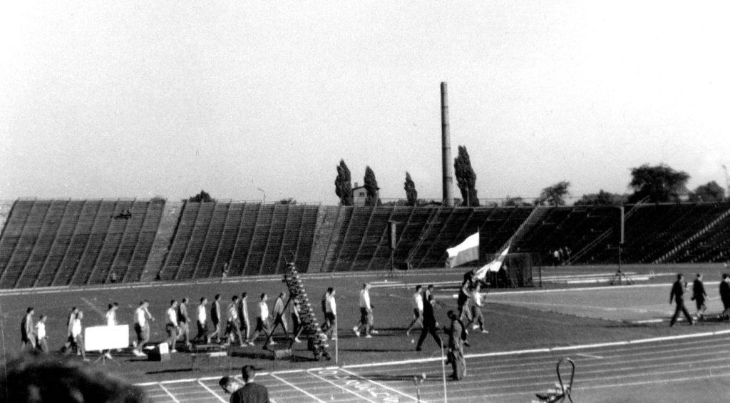stadion szyca 6 fot. piotr napierala 1024x565 - Stadion im. Edmunda Szyca - zobacz jak wygląda dzisiaj kultowy obiekt