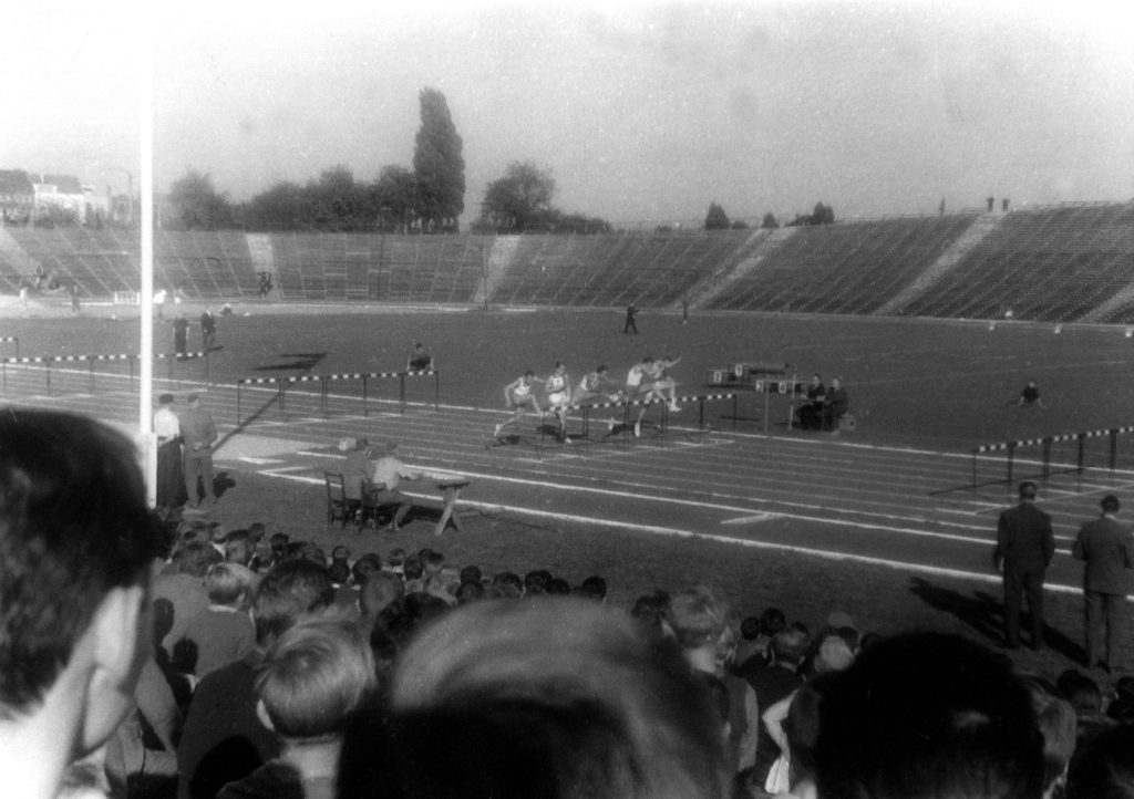 stadion szyca fot. piotr napierala 1024x722 - Stadion im. Edmunda Szyca - zobacz jak wygląda dzisiaj kultowy obiekt