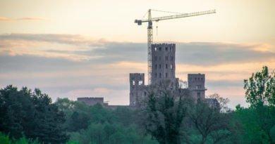 Stobnica: Zapadła decyzja w sprawie zamku
