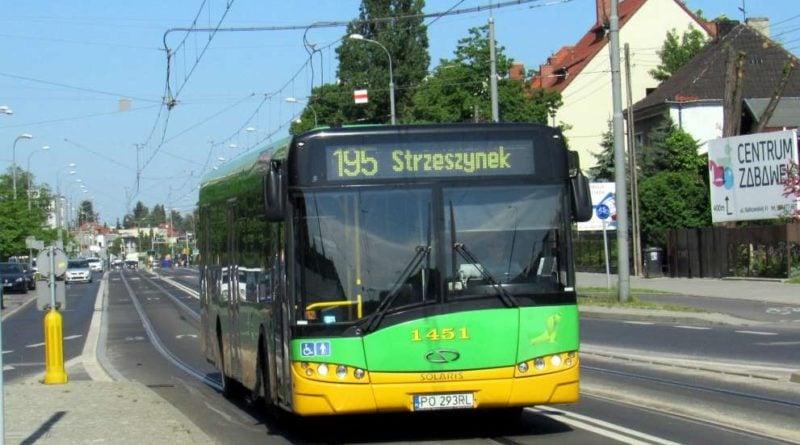 Strzeszynek autobus