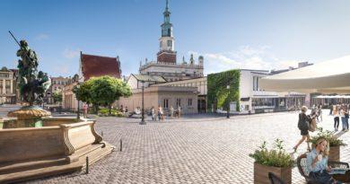 Poznań: Umowa na metamorfozę Starego Rynku podpisana!