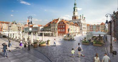 Poznań: Ruszył kolejny przetarg na rewaloryzację płyty Starego Rynku