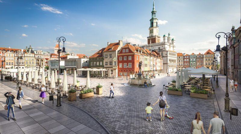 wizualizacje stary rynek fot. ump 7 800x445 - Poznań: Ruszył kolejny przetarg na rewaloryzację płyty Starego Rynku
