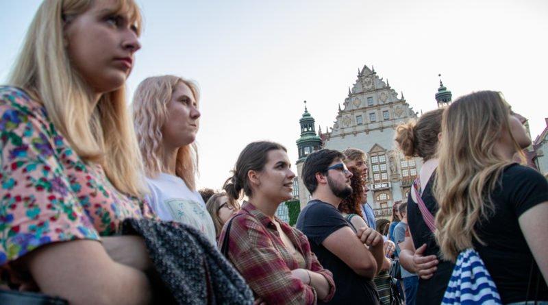 100lat razem live wires slawek wachala 3 800x445 - 100 lat Razem - Festiwal Uniwersytetu Poznańskiego (zdjęcia)