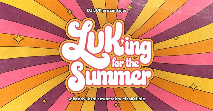 37488 image 61316357 2181688885199597 1052017587359055872 n - Dj Luk'ing For The Summer vol.2