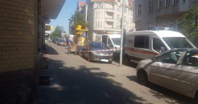 64758077 2250856504995530 6380318967843520512 n 390x205 - Poznań: na Łazarzu nie ma wody. Z powodu zaparkowanego samochodu