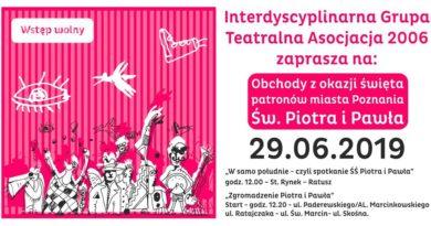 65166405 1573087589488149 4577390137633144832 n 390x205 - Spotkaj się z Piotrem i Pawłem na Starym Rynku!