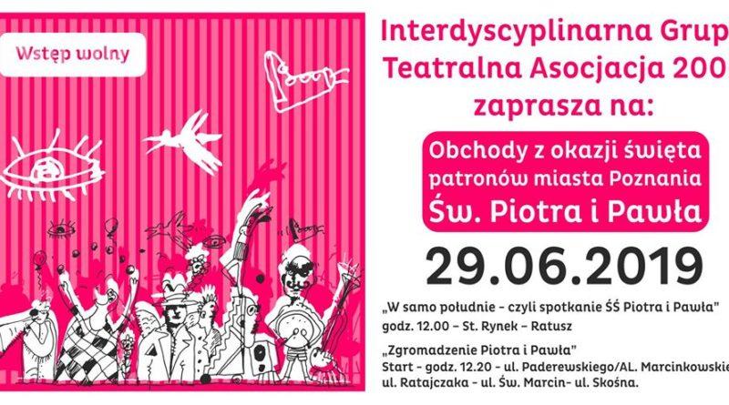 65166405 1573087589488149 4577390137633144832 n 800x445 - Spotkaj się z Piotrem i Pawłem na Starym Rynku!