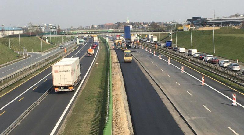 A2 fot. Autostrada Wielkopolska