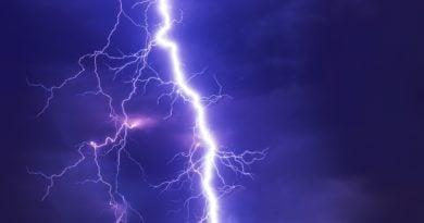 burza z piorunami