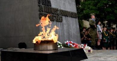 Czerwiec 56 obchody rocznicy fot. UMP
