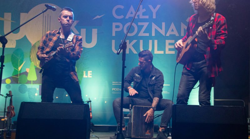 PPNOU - Cały Poznań Ukulele