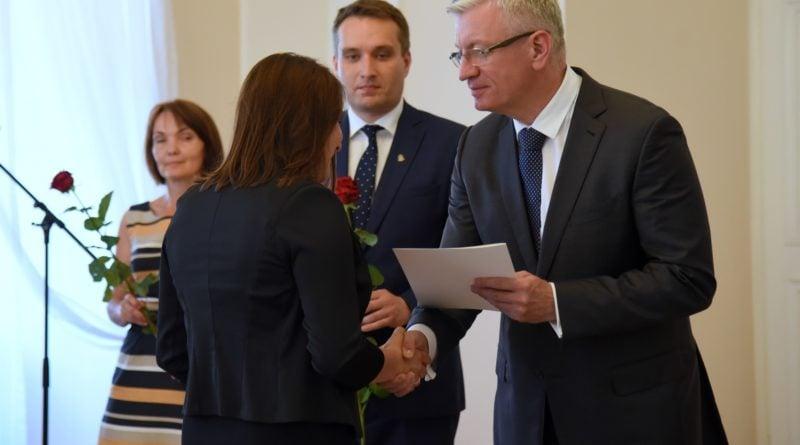 Jacek Jaśkowiak i Mariusz Wiśniewski fot. UMP