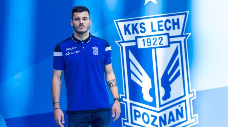 Karlo Muhar fot. lechpoznan.pl Przemysław Szyszka