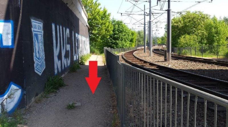 nowa sciezka rowerowa przy pst koncepcja fot. zdm 3 800x445 - Poznań: Powstanie kolejna droga rowerowa? Rozpoczęły się konsultacje