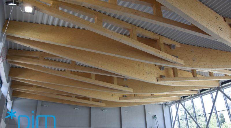 plywalnia na ratajch fot. pim 2 800x445 - Poznań: Kończy się budowa pływalni na Ratajach (zdjęcia)