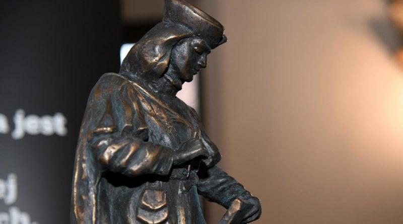 statuetka jana baptysty quadropic11016134553234066with ratio16 9 800x445 - Nagroda Quadro - zgłoszenia do 30 czerwca