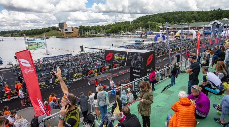 Super League Triathlon Poznań fot. UMP