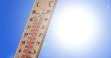 upał termometr słońce