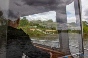 Biała flota w Poznaniu - statki wycieczkowe Bajka i Widmo