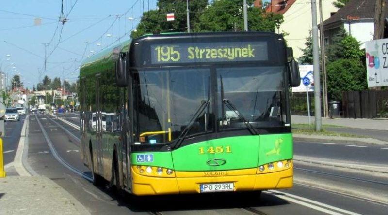 autobus linii 195 fot. ztm 800x445 - Poznań: Zmiany tras linii nr 186, 833, 834 i 195