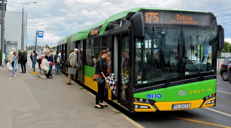 autobus tymczasowy fot. UMP ZTM