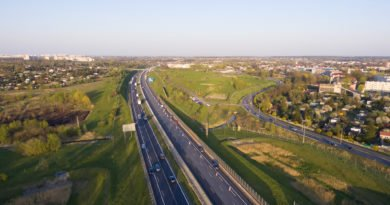 autostrada a2 fot. autostrada wielkopolska 1 390x205 - A2: Wypadek za węzłem Buk, są utrudnienia w ruchu